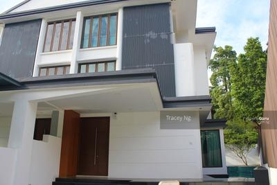 For Sale - Dunearn Road  Brand New  Semi-D / Freehold / 3 Storey / Swimming Pool
