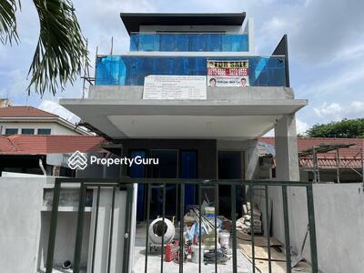 For Sale - Serangoon Garden Landed Estate - Brand new Corner terrace