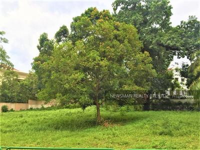 For Sale - ** BEAUTIFUL LAND FOR REBUILT** SQUARISH AND WIDE FRONTAGE PLOT RARELY AVAILABLE