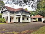 Colonial Black and White Bungalow; Chancery / Novena MRT