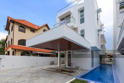 For Sale - Brand new designer detached at Philips Avenue just top