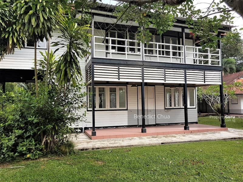 Colonial Black and White Bungalow; Queen's Ave; Sembawang Park & Coastal Walk #126047803