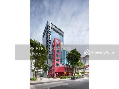 For Sale - Freehold 106-key City-fringe Hotel next to MRT station up for sale