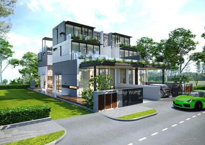 For Sale - Last Unit Brand New Semi-d with Lift & pool