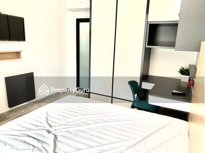 For Rent - Walk to Mrt  full service studio room