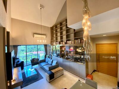 For Sale - Upper bukit timah 999 years next to MRT condo for sale