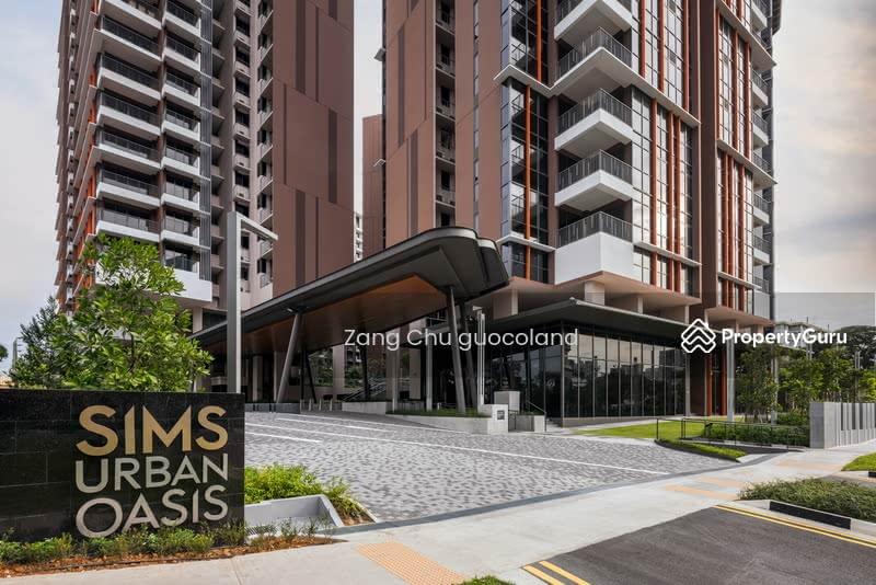 Sims Urban Oasis - Shop Units #126687339
