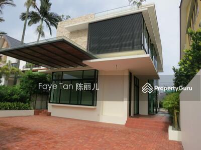 For Sale - ★Bungalow House ★1km CHIJ★ Mayflower MRT★