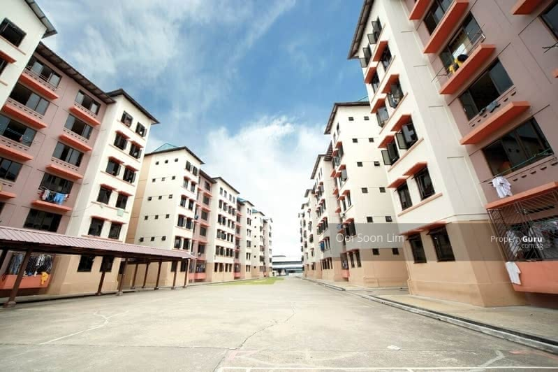 DORMITORY @ WOODLANDS NEAR TO INDUSTRIAL PARK! #126712237