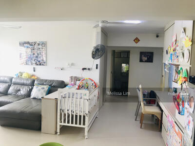 For Sale - 455 Tampines Street 42