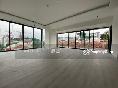 For Sale - Super Rare Brand New 3. 5 Storey Corner-T @ Mandarin Park / Yuk Tong / Thong Soon