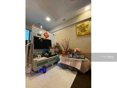For Sale - 258 Tampines Street 21