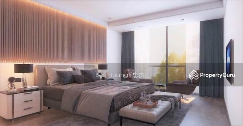 Brand New 2.5 with Basement Storey Semi-D @ Hua Guan / Sian Tuan #127115649