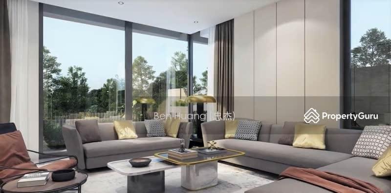 Brand New 2.5 with Basement Storey Semi-D @ Hua Guan / Sian Tuan #127115653