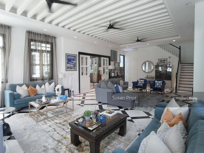 For Sale - Love at First Black and White! Holland Oei Tiong Ham Super 6+2 Luxury Dwelling