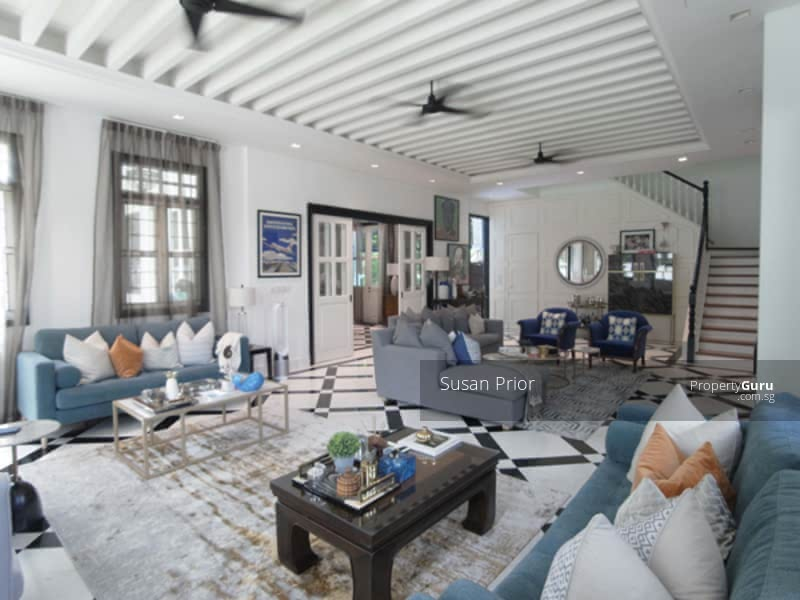 Love at First Black and White! Holland Oei Tiong Ham Super 6+2 Luxury Dwelling #127140855
