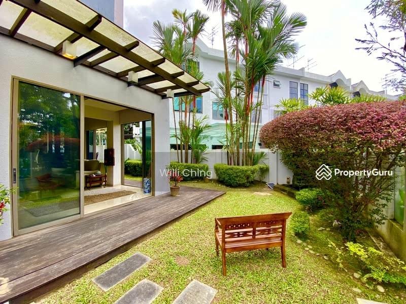 Renovated 3-Storey Corner Terrace @ Toh Tuck Road #127166831