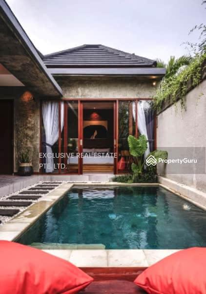 D15 ⚡️★ like NEW 3 Storey Bungalow Balinese style w/ Pool & Beautiful Landscaping beside MRT #130159771