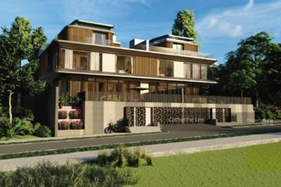 For Sale - Eminence Landed Brand New Semi-D in D11