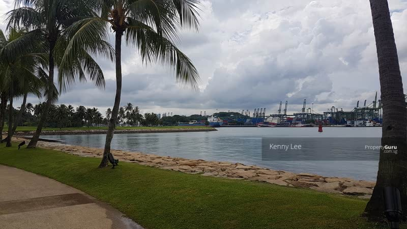 Sentosa Cove Drive Bungalow Overlooking River #127302415