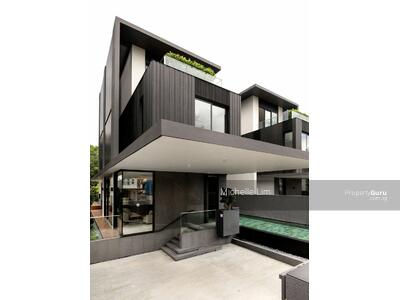 For Sale - Bespoke Brand New Pair Semi-D Hua Guan Avenue Pool and Lift