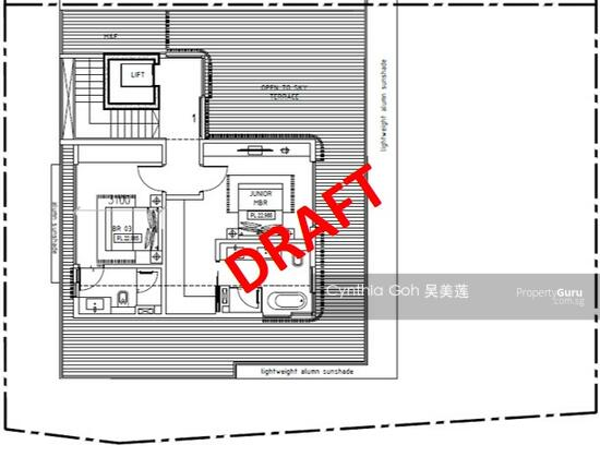 Brand New Semi-D in Greenmead D11 Eminence Landed Cynthia 90907778 #127439687