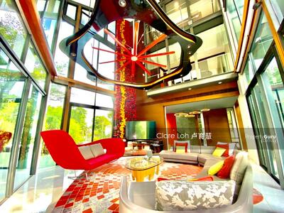 For Rent - Ultra modern gcb with lush greenery and privacy for sale