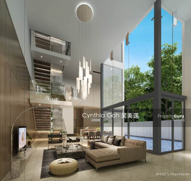 *D16*Eminence Landed*Near MRT*Brand New 2. 5 Storey Semi-D @ Luxurious Bedok Ave Cynthia 90907778 #127610749