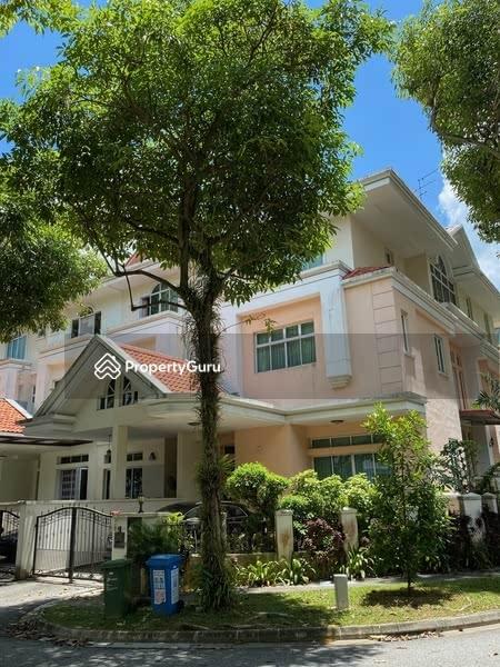 3 Storey Corner Terrace Near Singapore American School #127639851