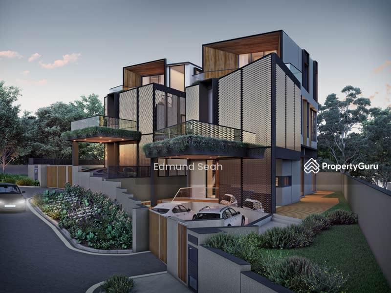 ★ Brand New Pair ★ Bespoke Luxury Landed Homes ★ #127781671