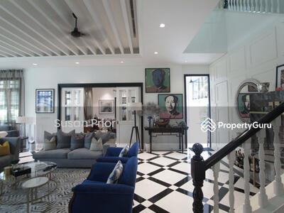 For Sale - Oei Tiong Ham Designer Black n White 6+2
