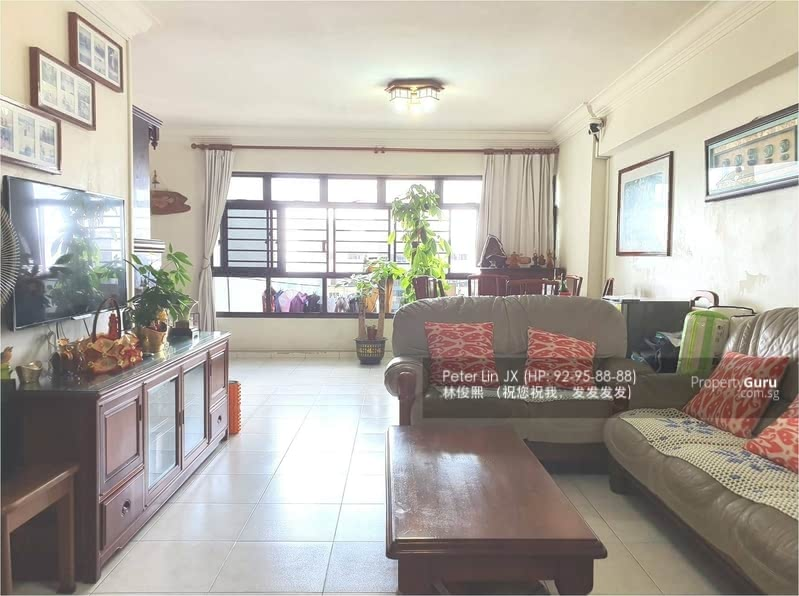 Best @Bishan Height! Single Floor Penhouse!Condo Design! A1 View!All Race Ok! (9295-8888 祝您祝我, 发发发发) #127863197