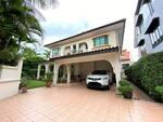 Beautiful European Concept Bungalow House Nestled In Seletar Landed Enclave