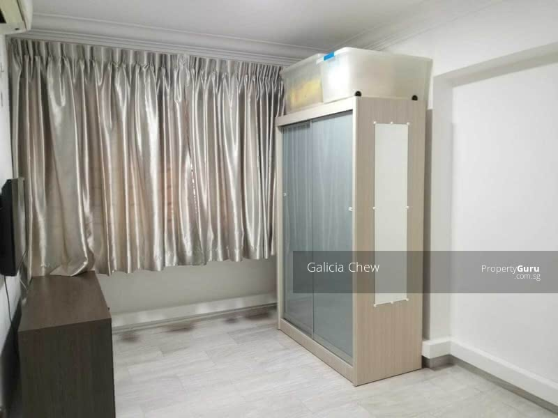 Equiped with Wardrobe, Cupboard and Single Mattress