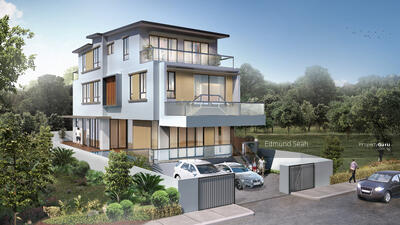 For Sale - ★ District 15 ★ Brand New Terrace ★ Bespoke Luxury Landed Homes ★