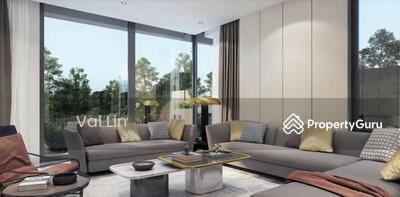 For Sale - Hua Guan Upper Bukit Timah D21 ★ $7. 5m Rare Brand New 2. 5 Sty Semi-D with Basement ★ TOP Soon 2022