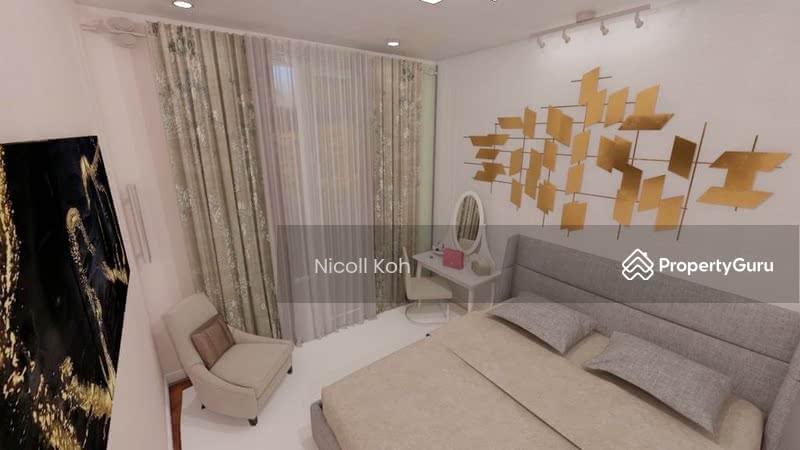 ID impression of master bedroom.