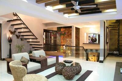 For Sale - D15 Brand New Classic Two Storey Semi Detached House With Basement Pool And Attic Level