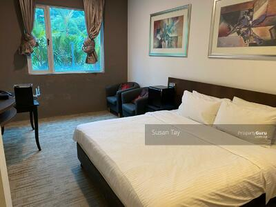 For Rent - D'Arena Service Apartment