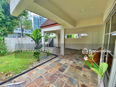 For Sale - D16: Corner Terrace w Large Garden, near Simei MRT