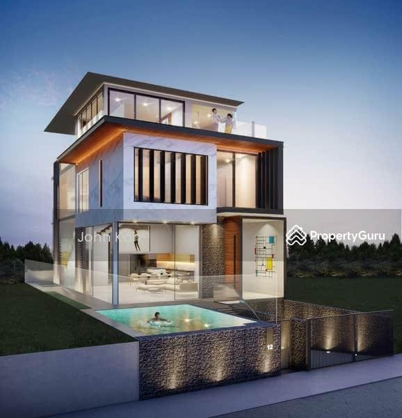 Jalan Arnap Semi Detached House #128222407