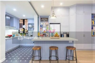 For Sale - ⭐️BUILD YOUR DREAM HOME ! ! Prime D11 FH Semi-D, 1-km Nanyang & RGPS, <10Min Walk TKK MRT, Convenient