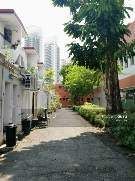 Conservation apartment at Tiong Bahru #129694175