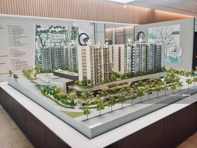 The Woodleigh Residences #128345237