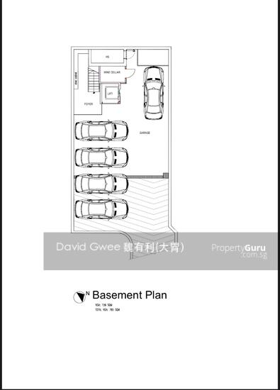 Park 5 Cars Brand New Semi D Mins to Ion Orchard MRT Call David @ 81394988 Now #128346553