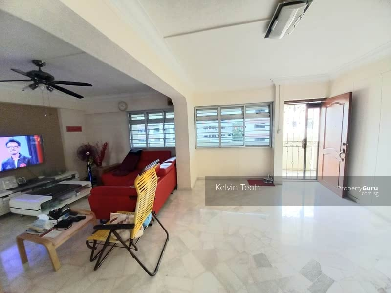 For Rent - 317 Tampines Street 33