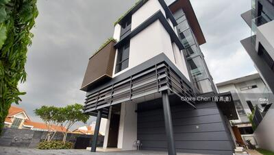 For Sale - ⭐⭐Landed7772@ Brand New 3. 5 Storey Detached at Phillips Avenue