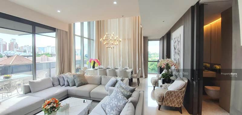Leedon Residence #128430401