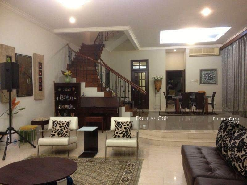 For Sale - 2. 5 Storey Semi D at  Whitley Rd, Not Developer unit