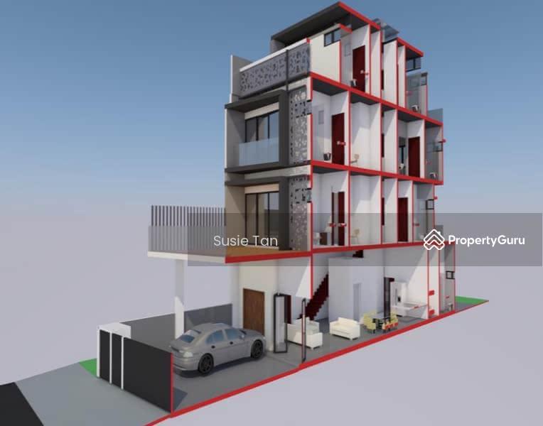 ★ LOW QUANTUM ★ Freehold Brand New 3.5 Storey Terrace @ Kovan ★ Mins Walk to MRT ★ #128459077